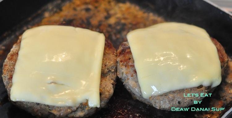 007 Homemade Burger