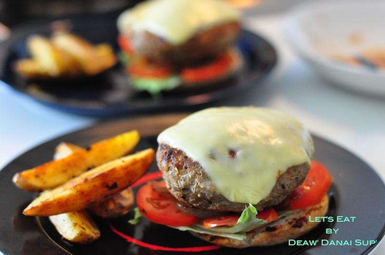 009 Homemade Burger