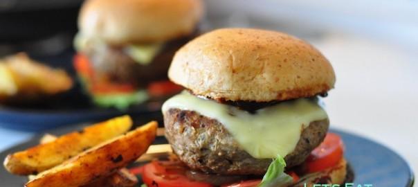 013 Homemade Burger