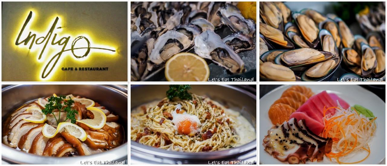 Indigo Cafe & Restaurant 000