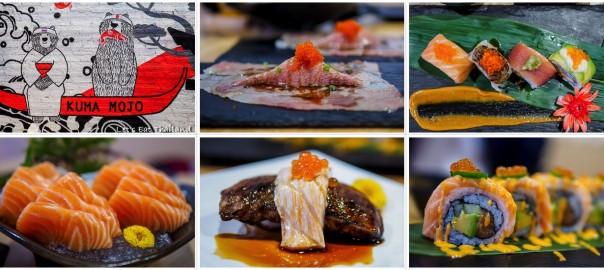 Kuma Mojo Sushi 000