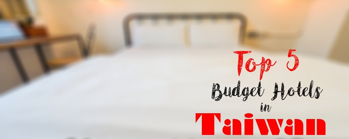 Top 5 Budget Hotels in Taiwan 009