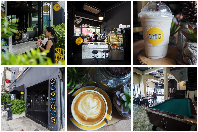 เจริญกรุง The Sunshine Coffee Corner 002