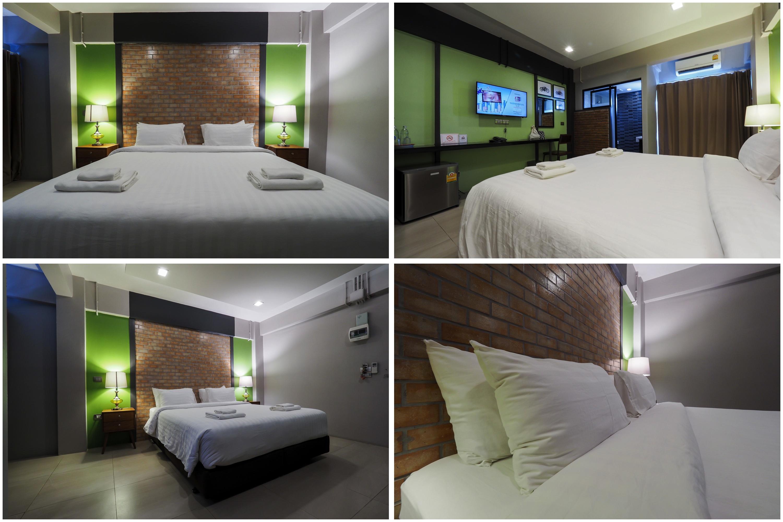 01 ที่พักหลักร้อยบุรีรัมย์ Qoo Hotel 003