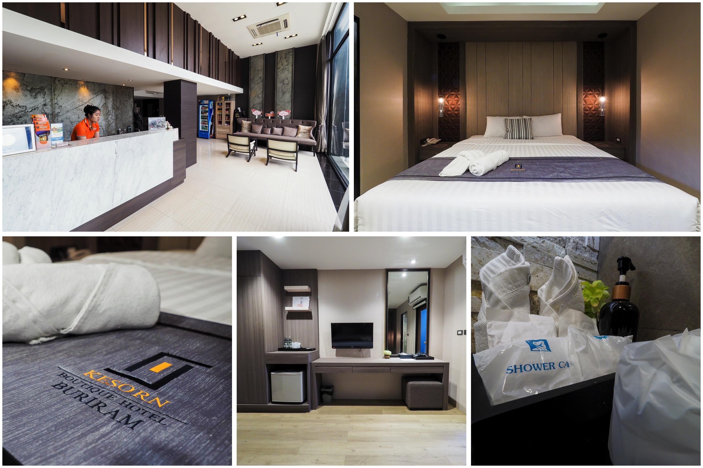 05 ที่พักหลักร้อยบุรีรัมย์ Kesorn Boutique Hotel 003