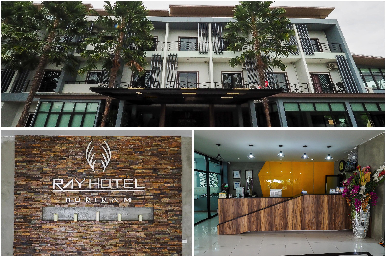 06 ที่พักหลักร้อยบุรีรัมย์ Ray Hotel 001