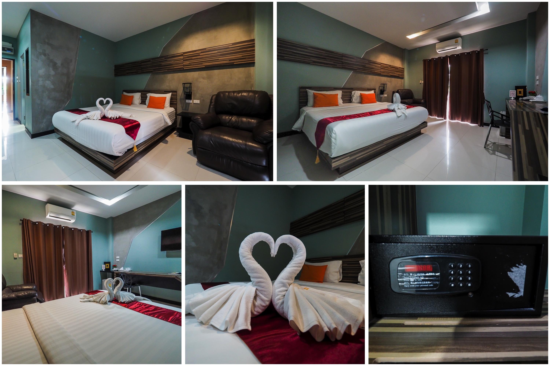 06 ที่พักหลักร้อยบุรีรัมย์ Ray Hotel 002