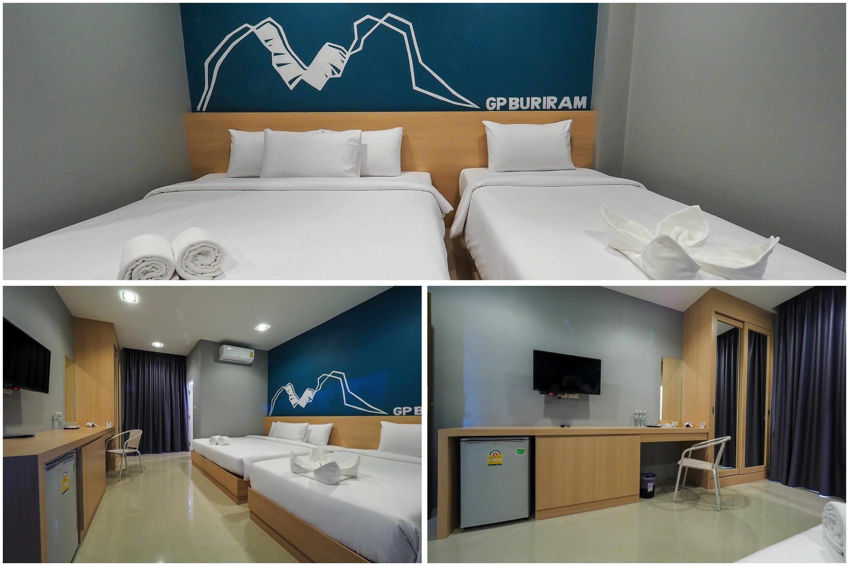 07 ที่พักหลักร้อยบุรีรัมย์ Panorama Hotel 003