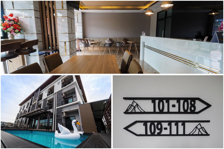 07 ที่พักหลักร้อยบุรีรัมย์ Panorama Hotel 006