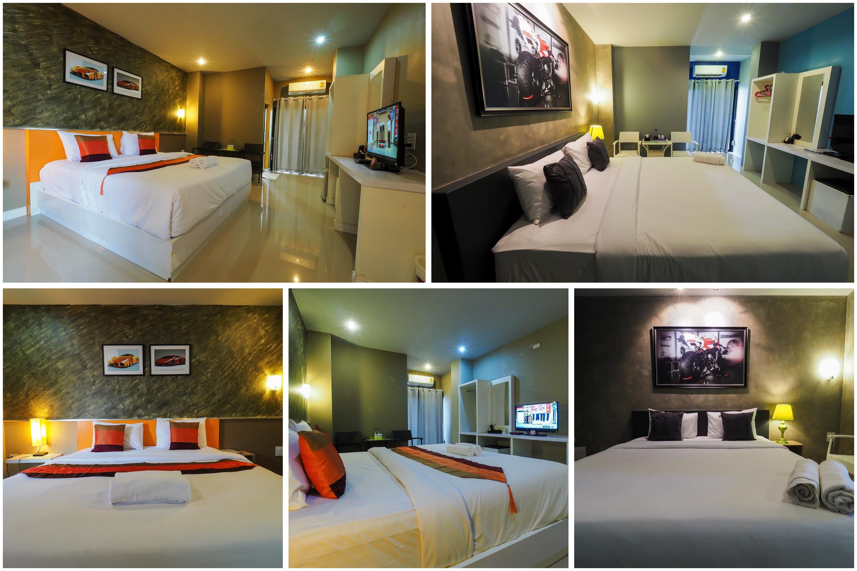 09 ที่พักหลักร้อยบุรีรัมย์ S Design Hotel 002