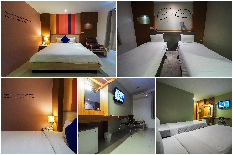 10 ที่พักหลักร้อยบุรีรัมย์ Klim Hotel 002