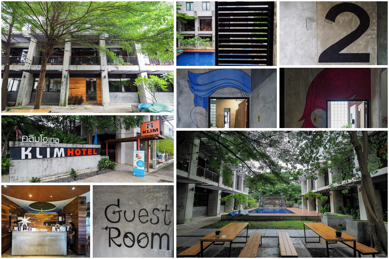 10 ที่พักหลักร้อยบุรีรัมย์ Klim Hotel 003