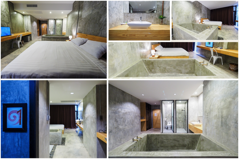 10 ที่พักหลักร้อยบุรีรัมย์ Klim Hotel 004