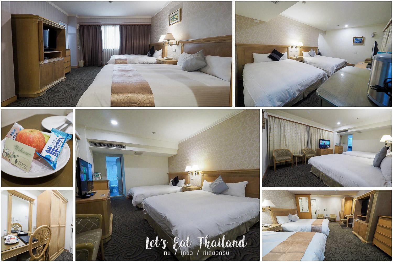 Cambridge hotel ที่พักไถหนาน 031