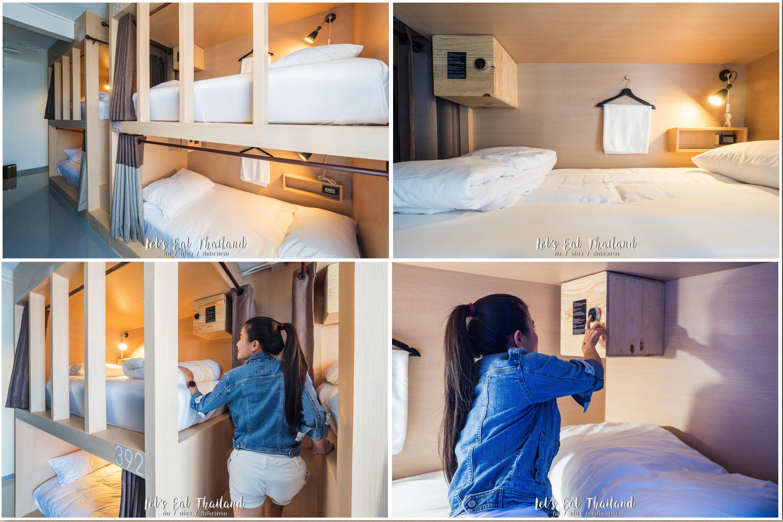 Cloud 9 Hua Hin Room Dorm 4