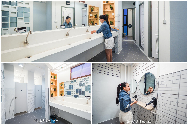 Cloud 9 Hua Hin Room Toilet