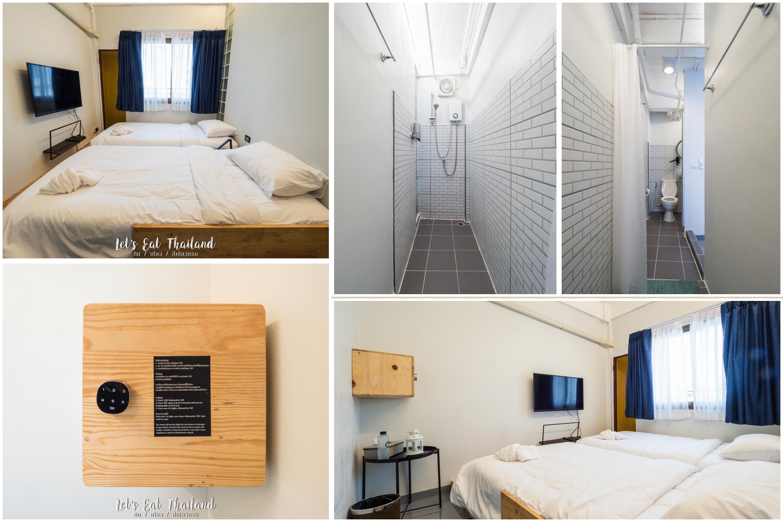 Cloud 9 Hua Hin Room Twin