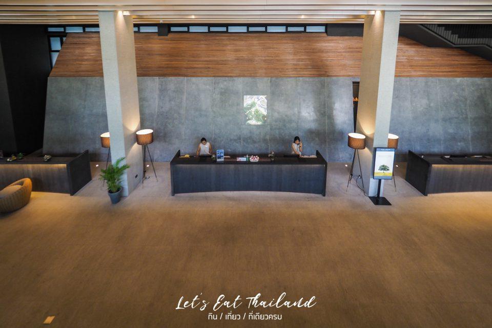 Lobby Ana Anan Resort & Villa Pattaya อาณา อานันท์ รีสอร์ท แอนด์ วิลล่า พัทยา