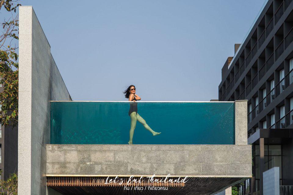 สระว่ายน้ำ Ana Anan Resort & Villa Pattaya อาณา อานันท์ รีสอร์ท แอนด์ วิลล่า พัทยา