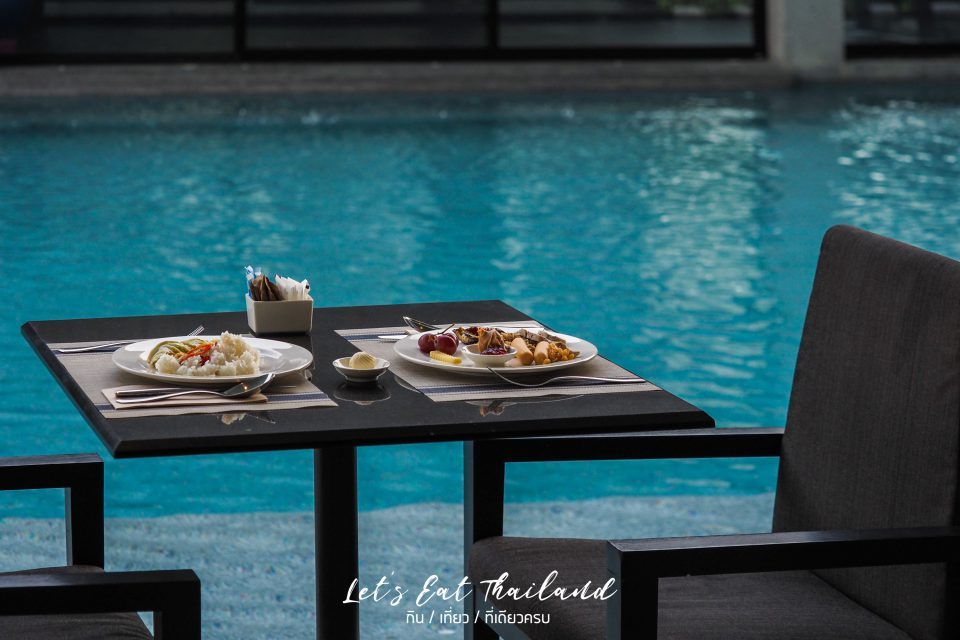 squid & Co อาหารเช้า Ana Anan Resort & Villa Pattaya อาณา อานันท์ รีสอร์ท แอนด์ วิลล่า พัทยา