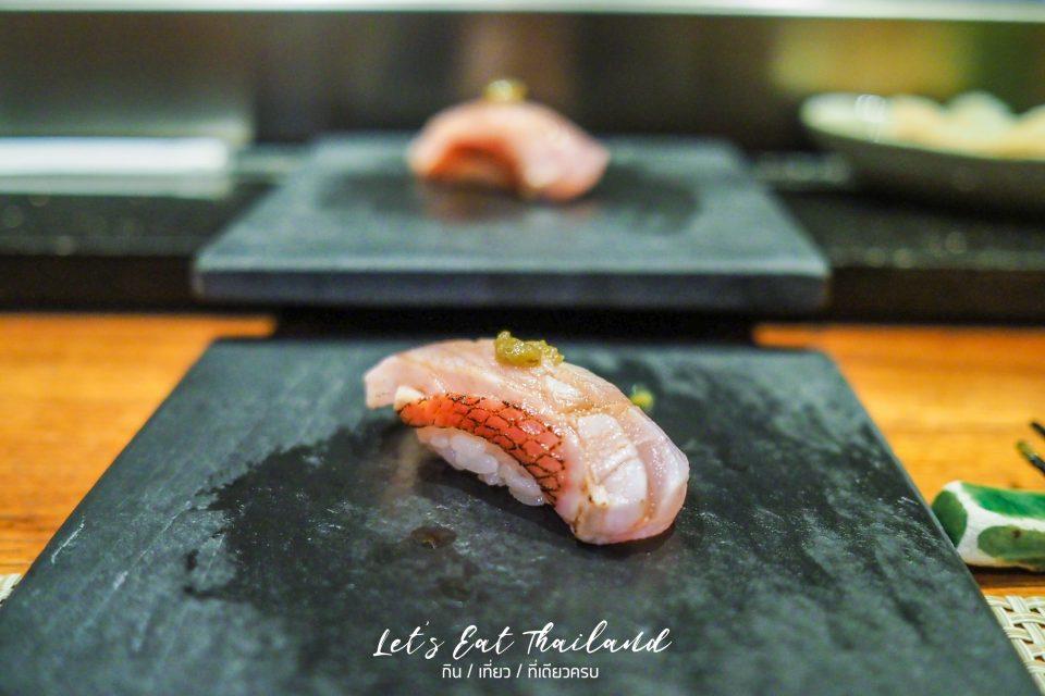 Kinmedai YTSB Yellow Tail Sushi Bar Omakase