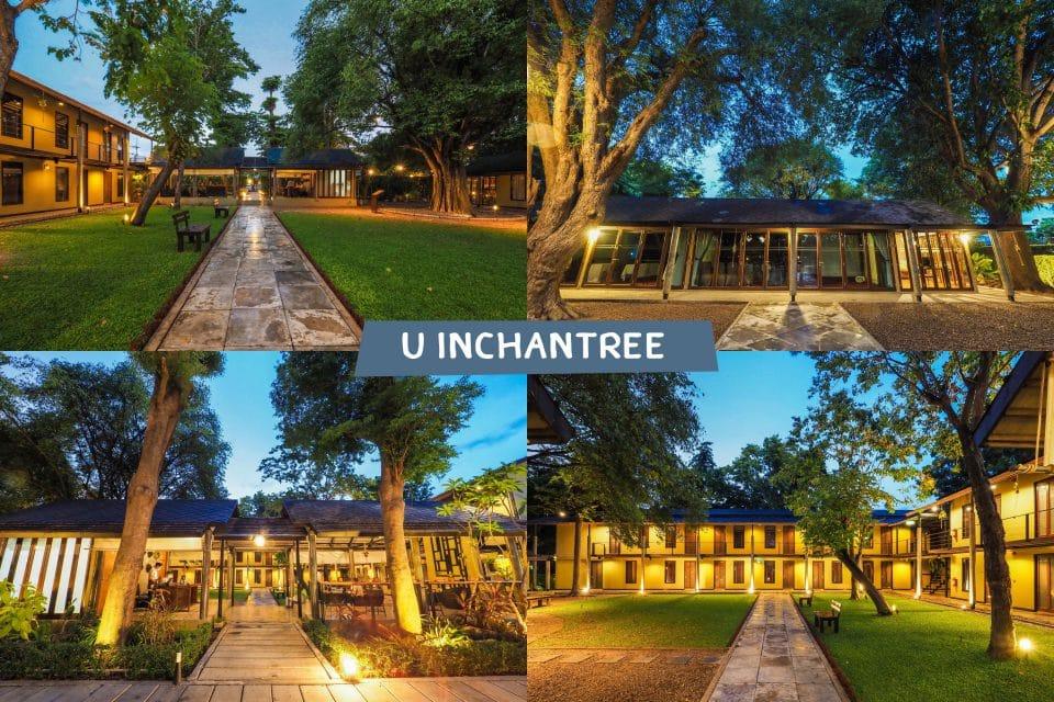 U Inchantree  โรงแรมยู อินจันทรี