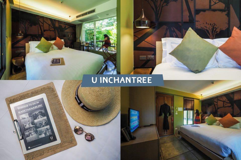 ห้องพัก U Inchantree  โรงแรมยู อินจันทรี