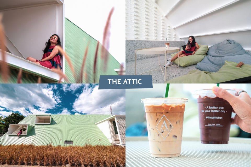 วิวรอบร้าน The Attic Kan เที่ยวกาญจนบุรี