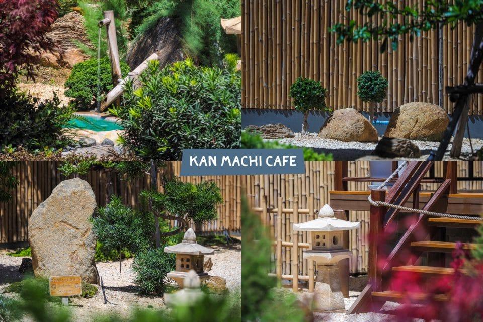 สวนหินญี่ปุ่น Kan Machi Cafe
