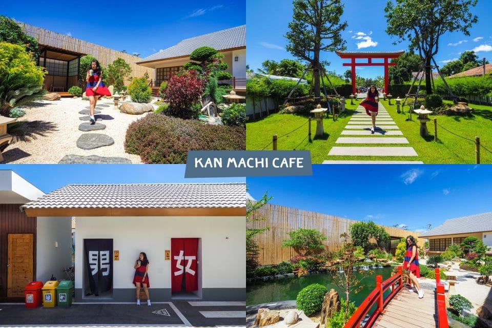 ถ่ายรูป Kan Machi Cafe