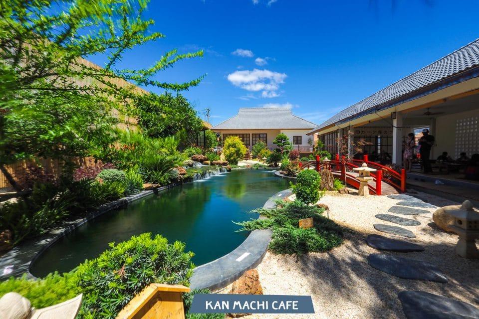 บรรยากาศร้าน Kan Machi Cafe