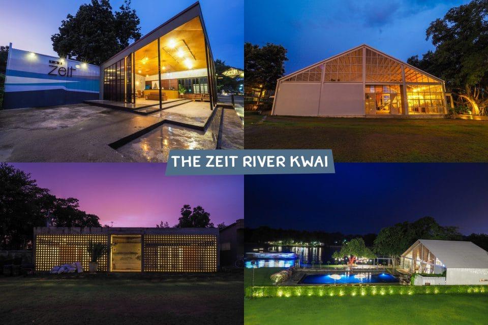 บรรยากาศรอบ The Zeit River Kwai