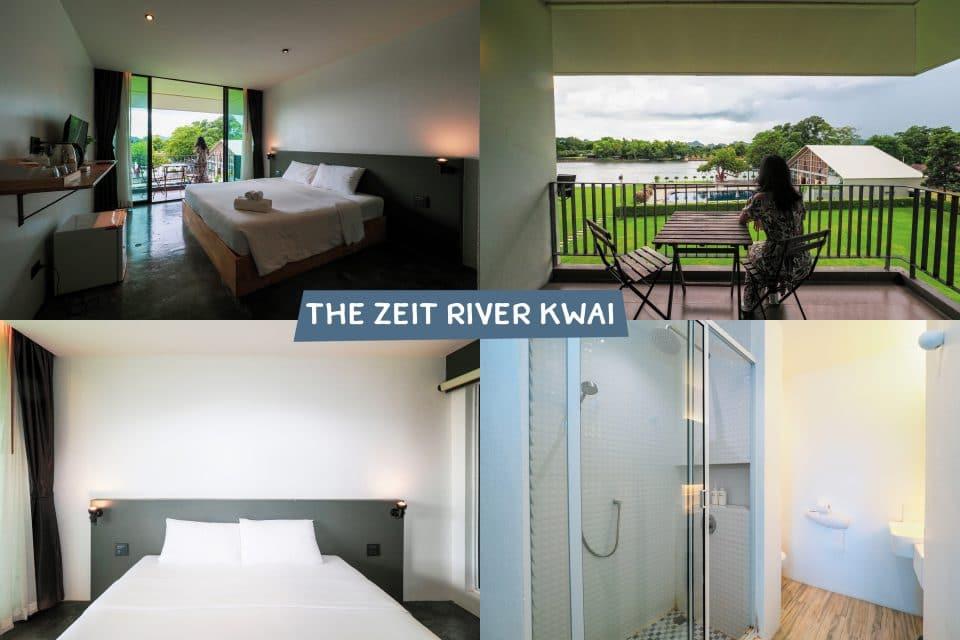 ห้องพัก The Zeit River Kwai