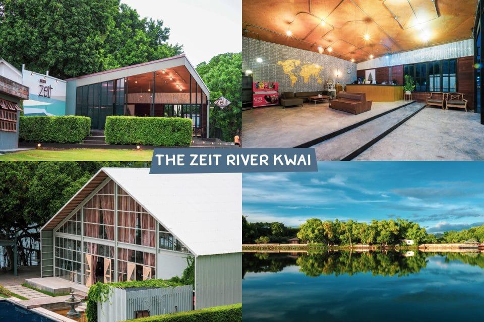 Lobby The Zeit River Kwai