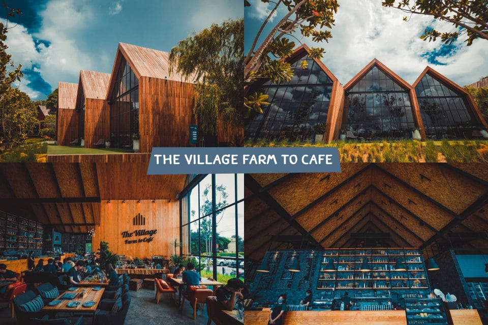 The Village Farm to Cafe