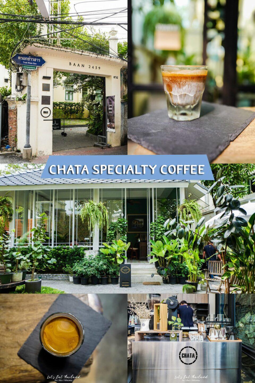 ร้านอร่อยเยาวราช Chata Specialty Coffee